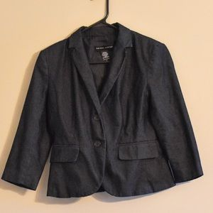 New York and Co Blue Blazer